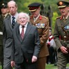 President Higgins in Belgium for WW1 commemorations