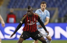 Sorry Liverpool fans, Mario Balotelli won't be replacing Luis Suarez at Anfield