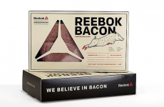 Reebok are now making special 'healthy' bacon