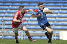 Dublin hold off Cork to claim All-Ireland minor football quarter-final victory