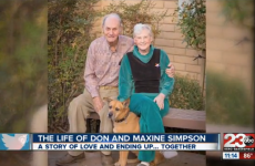 'Inseparable' elderly couple dies hours apart after 62 years of marriage