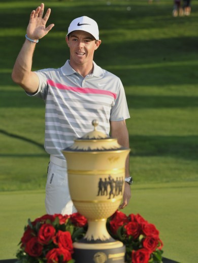 'There's a few wins left in me this year': McIlroy back on top and feeling good