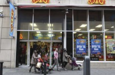 Smyths tells Jervis store to take down sign saying Israeli goods removed