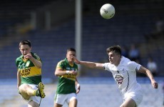 Kerry stroll past Kildare into All-Ireland MFC semi-final