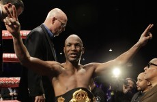 Ageless Hopkins shows no sign of slowing down as title unification bout nears