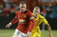 Rooney and Mata on the mark as Man United beat Liverpool in Miami
