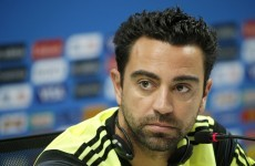 Spanish great Xavi announces his retirement from international football