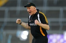 Cody: All-Ireland finals have never been 'an annual jaunt' for Kilkenny