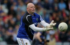 Tipperary goalkeeper Paul Fitzgerald retires after 10 seasons in championship action