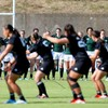 Here's the New Zealand women's haka before their World Cup clash with Ireland