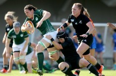 Ireland Women produce superb display of controlled aggression to shock champions New Zealand