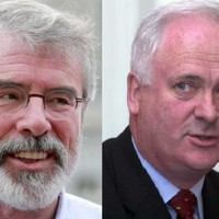Gerry Adams lashes out at John Bruton for calling the 1916 Rising 'a mistake'