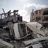 Fragile Gaza ceasefire enters second day