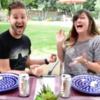 This Coke-themed pregnancy announcement is just inspired