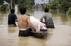 Hundreds of reservoirs in China on the brink of flooding
