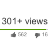 Here's why the view count on new YouTube videos always stops at 301