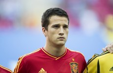 Liverpool sign Atletico's Manquillo on two-year loan deal