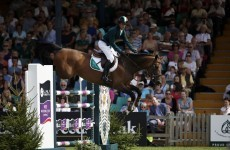 No glory days for Springsteen as Ireland wins big on day one of the Dublin Horse Show
