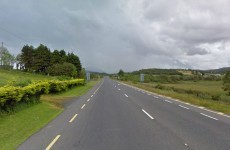 Man in his 80s killed in Donegal road crash