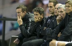 Ronny Delia shoulders blame for Celtic's Champions League exit