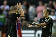 VIDEO: MLS All-Stars edge Bayern Munich in friendly