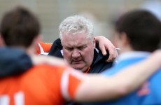 Armagh boss Grimley says it's his 'basic human right' to snub media
