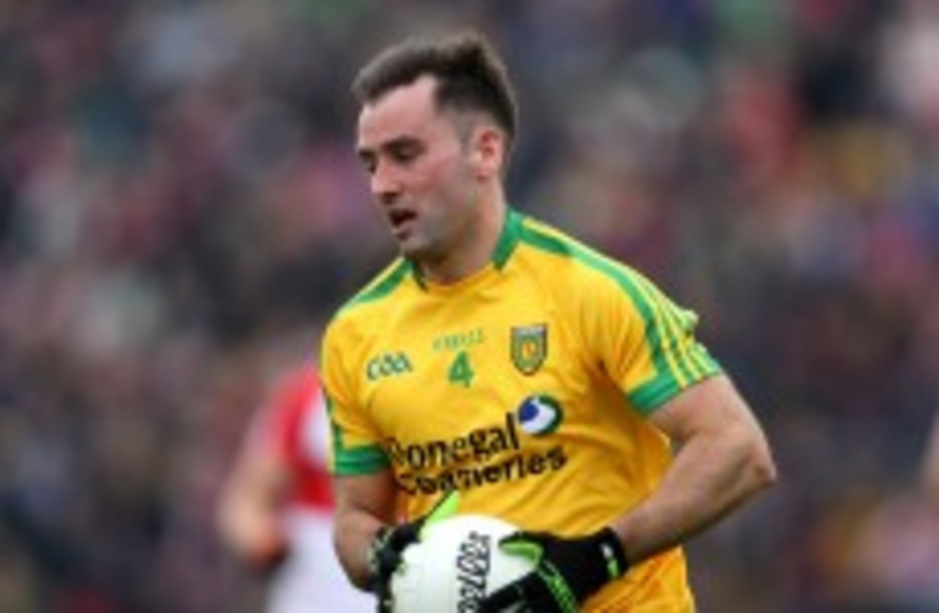 Donegal better prepared physically for All-Ireland challenge