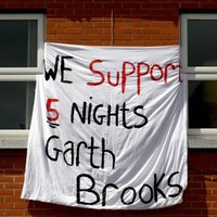 There'll be no repeat of Garth Brooks debacle, insists Croke Park chief