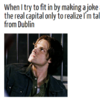 Americans living in Ireland provide perfect GIFs to demonstrate their experiences