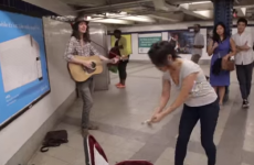Kind strangers surprise buskers with masses of tips