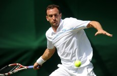 Heartbreak for Ireland's Niland as he misses out on Federer showdown