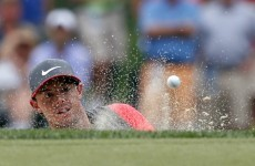 McIlroy surges but Westwood leads the way at the PGA Championship