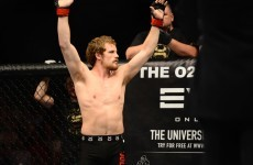 Adopted Irishman Gunnar Nelson to headline UFC Fight Night in Stockholm