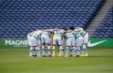 Celtic back in the Champions League as Legia Warsaw eliminated by UEFA