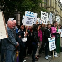 Thousands expected at protest against Special Needs cutbacks