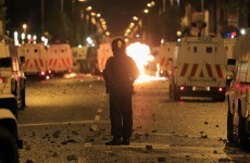 Photographer shot as rioting continues in Belfast (Gallery)