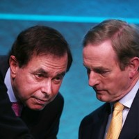 The government is backing the man who caused Alan Shatter to resign