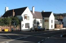 British police raid village pub in search of 'Holy Grail'