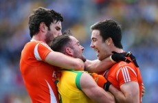 As it happened: Donegal v Armagh, All-Ireland SFC quarter-final