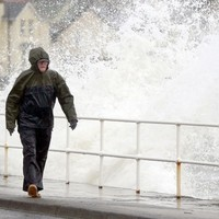 It's about to rain so hard that Met Éireann has issued a weather warning