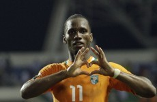 Didier Drogba announces his retirement from international football