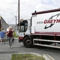 High Court orders Dublin councillor to stop blockading Greyhound trucks