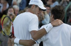 Friends reunited: Isner needs just two hours to beat Mahut in replay of epic