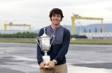 Rory feels the long arm of the law – and Skypes Boston cop's sister back in Dublin