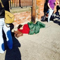People have been camping out to audition for TV3's new soap