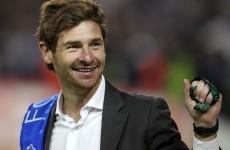 Chelsea confirm Villas-Boas appointment