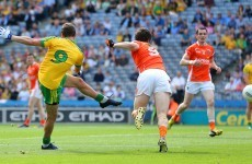 Donegal do enough to overcome tough Armagh test
