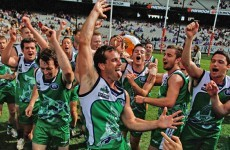 Strong Ireland teams bound for Aussie Rules World Cup