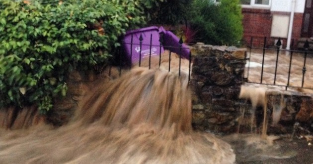 Thanks, Bertha: Weather warning remains for Leinster as tail-end of hurricane passes over