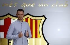 Vermaelen confident he can handle Barcelona pressures